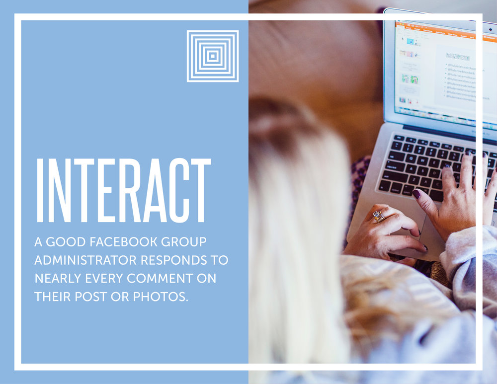 How to promote your Facebook group with interaction