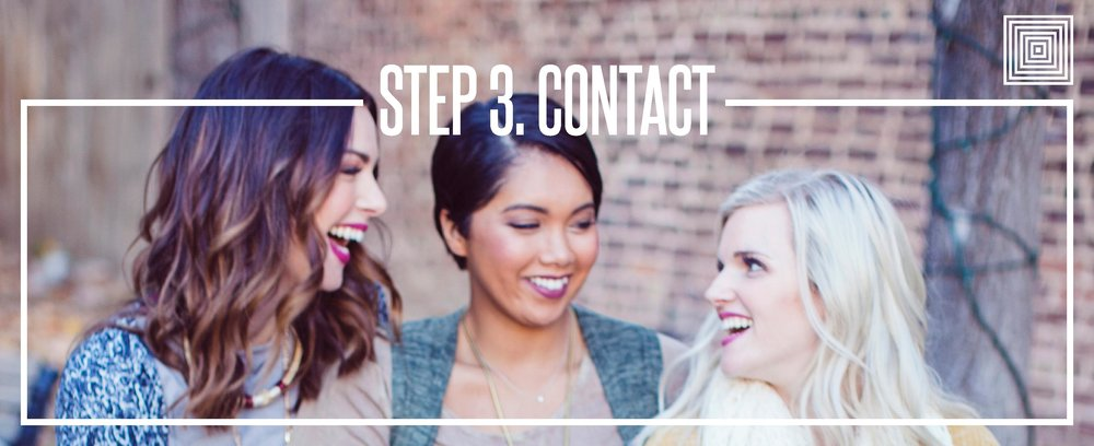 LuLaRoe 72 hour game plan step 3 contact
