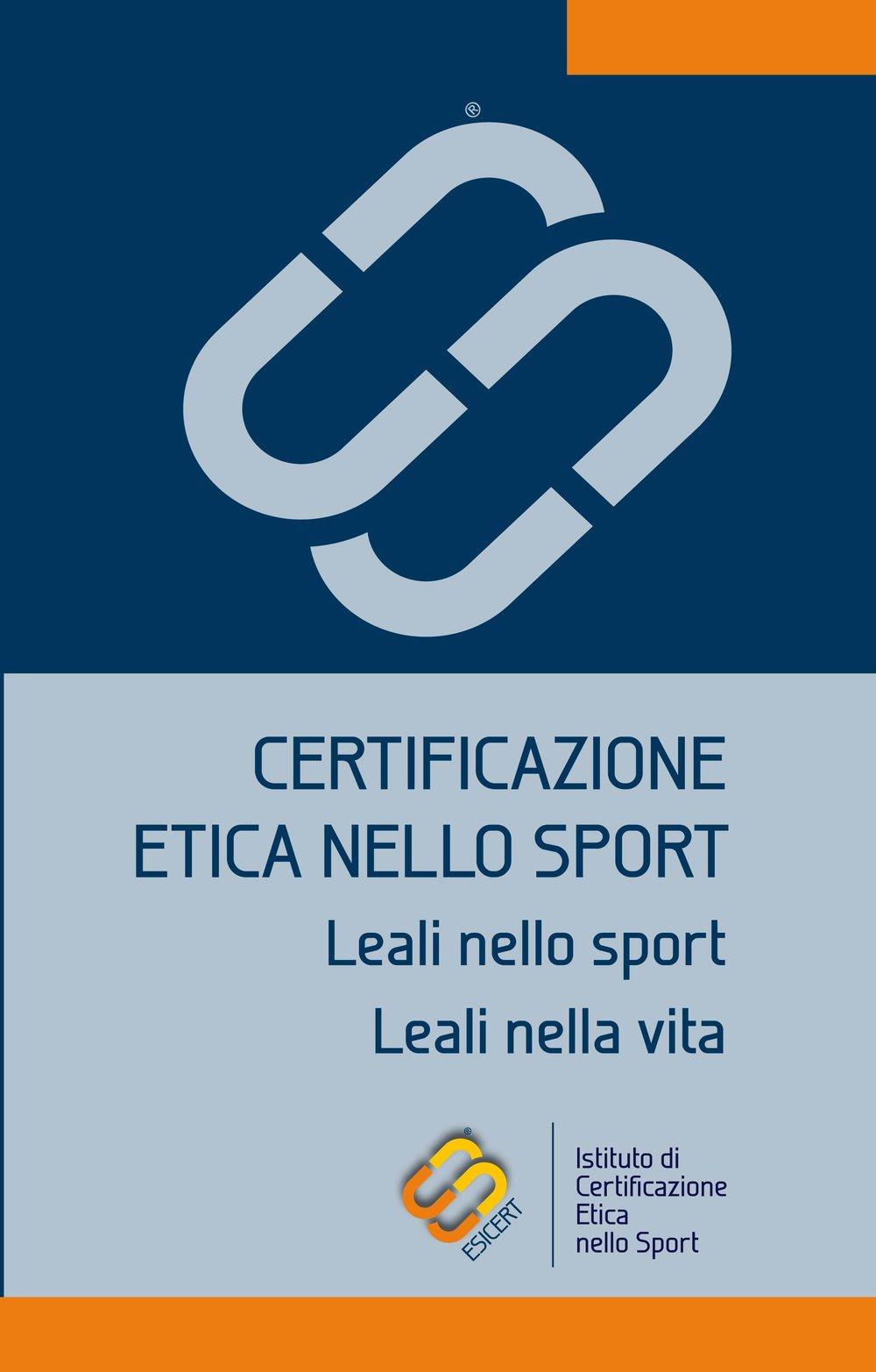 Aa.vv., certificazione etica nello sport, PROGET, PADOVA 2012