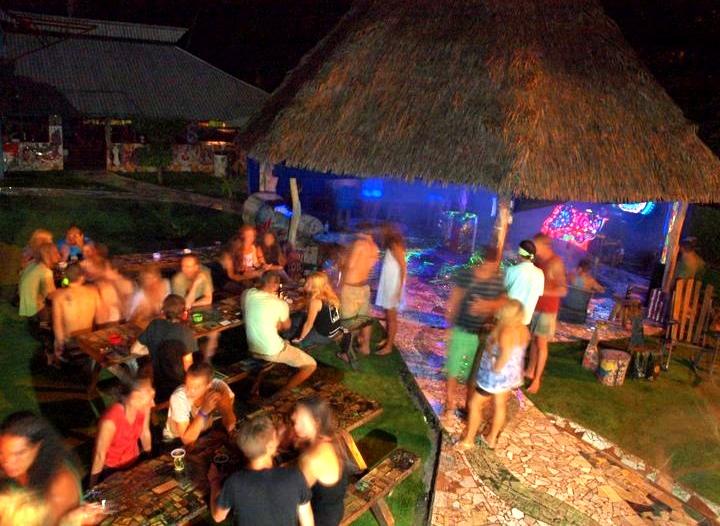 Rockin J's Hammock Hostel in Puerto Viejo, Costa Rica