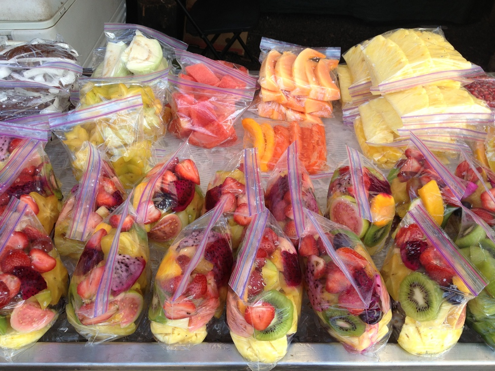 Kahuku Fruit Stand