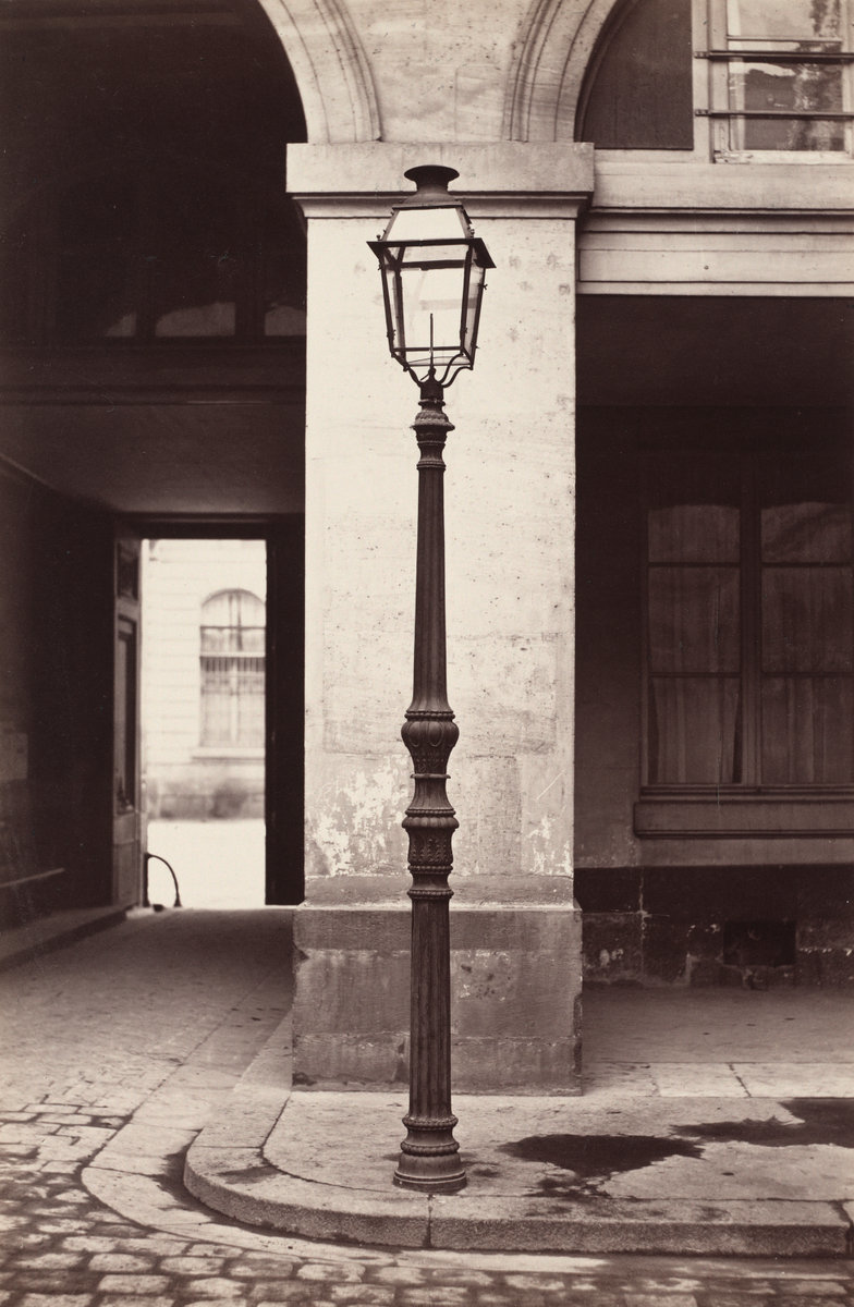 Charles Marville, Hôtel de la Marine  c. 1870