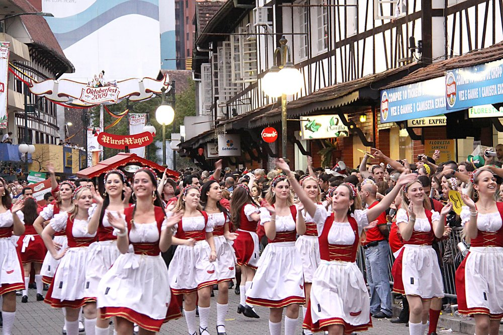 AUSTRALIA'S FIRST OKTOBERFEST PARADE! - Saturday 16 September, 12pmJust as they do in Bavaria, we'll be kicking off our Oktoberfest season with an official Oktoberfest Parade! You can be a part of history as we bring you Australia's first inaugural Oktoberfest parade to Sydney, Brisbane and Melbourne.  Expect plenty of colour, tradition, fun and music as we officially open Australia's Oktoberfest Season with this not-to-be-missed inaugural parade.
