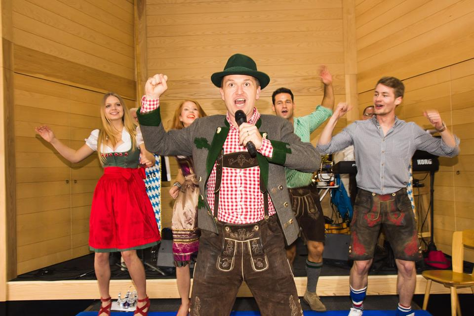 MAIN STAGE CHALLENGES! - Saturday 16 September, from 8pmWe're looking for the King or Queen of Oktoberfest as we put your inner Bavarian to the test with a series of outrageous Oktoberfest Challenges! Think stein hoist & hold, yodeling, chicken-dancing and so much more!