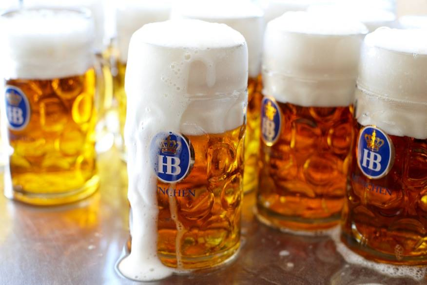 4 OFFICIAL OKTOBERFEST BIERS - Straight from the tents of Oktoberfest, we're bringing you four official biers that pack a punch! Our show stopping line up includes Lowenbrau, Paulaner, Spaten and Hofbrau!MEET THE BIERS