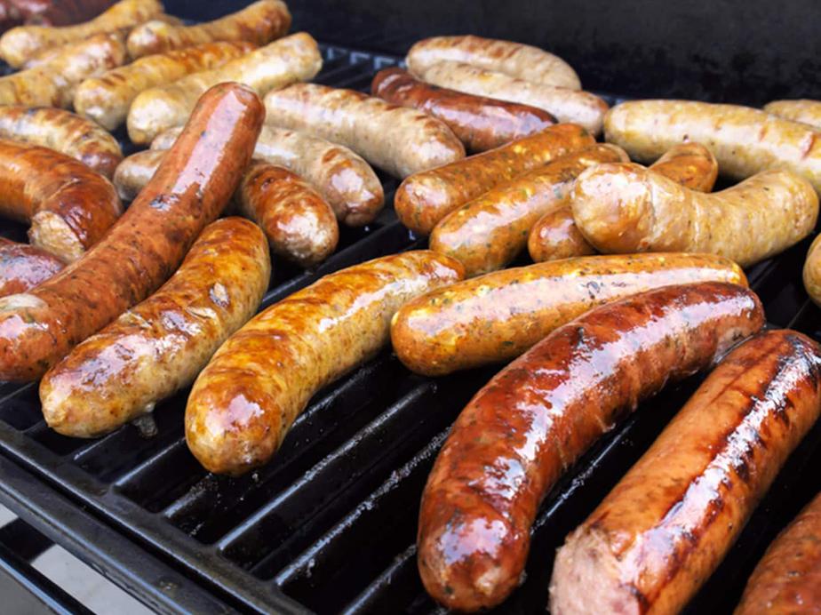 Image result for image sausage sizzling
