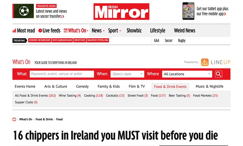 Irish-mirrors-16-best-chippers-in-ireland-macaris-glasnevin
