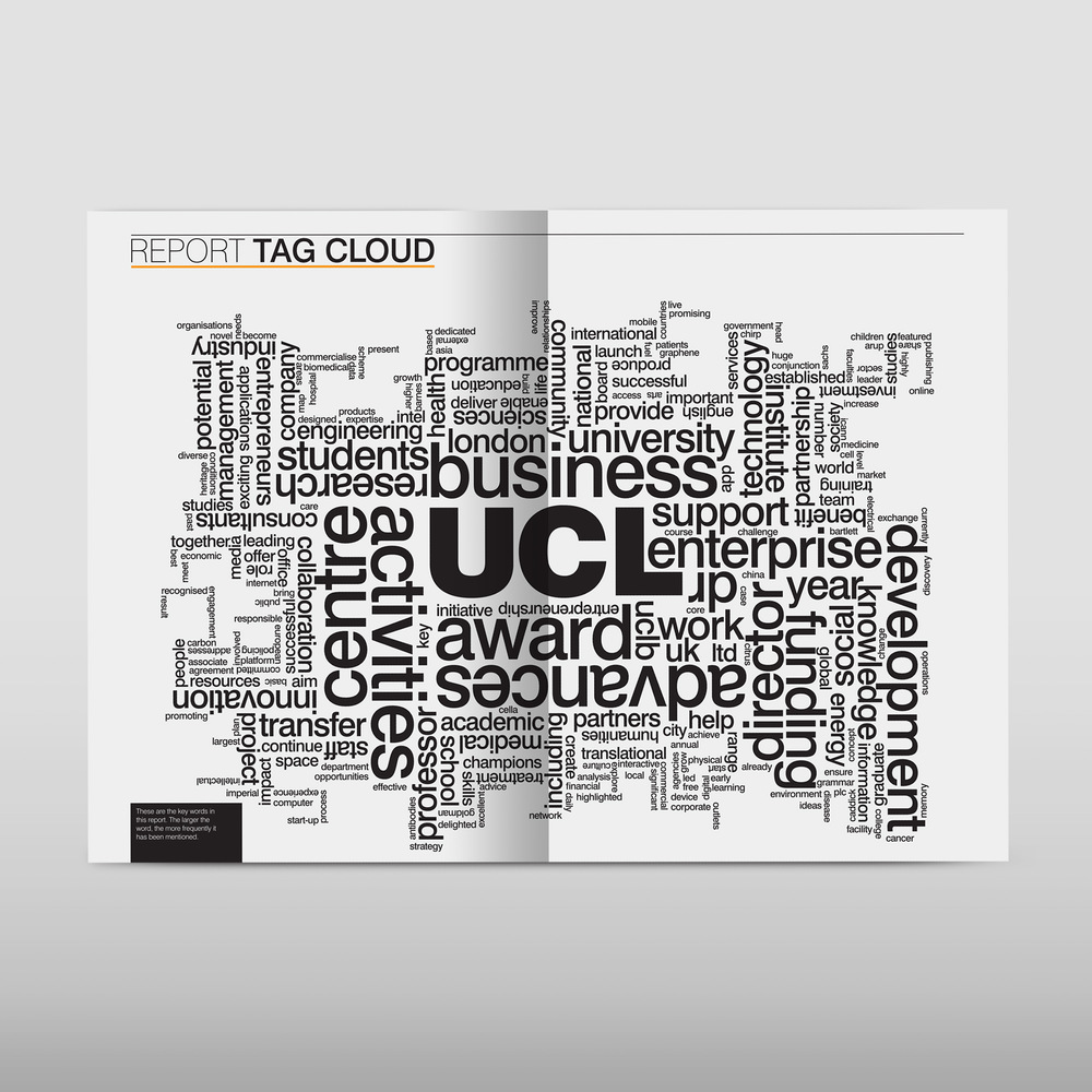 UCL annual report tag cloud.jpg