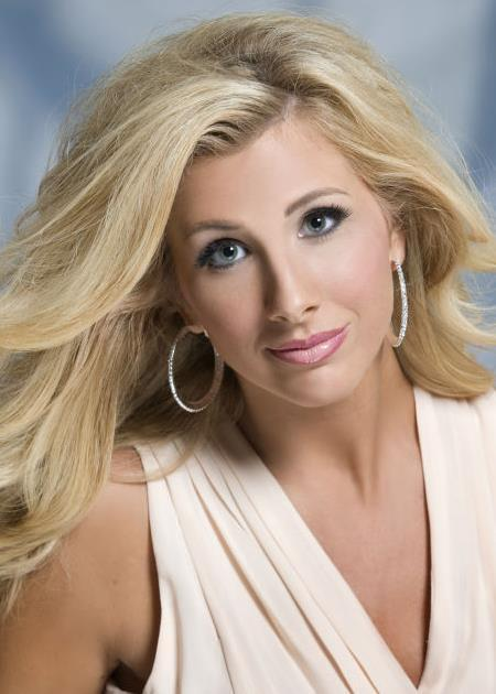 AMY CRAIN  Miss Arkansas Amy is a clogger and graduate of the University of Arkansas