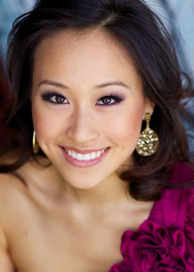 CRYSTAL LEE MISS CALIFORNIA Crystal is a Stanford University graduate and placed 1st Runner Up at Miss America
