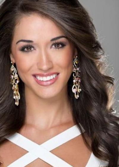 MYRRHANDA JONES MISS FLORIDA Despite tearing her ACL during competition, Myrrhanda placed 3rd Runner Up at Miss America and won the preliminary talent award with her batton twirling routine