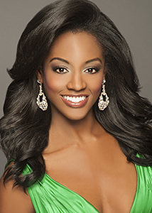 DESIREE WILLIAMS Miss Virginia Desiree is a graduate student at Hampton University Graduate School studying Physical Therapy