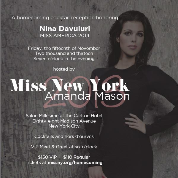 Nina Davuluri Miss America Homecoming - Friday Amanda.jpg