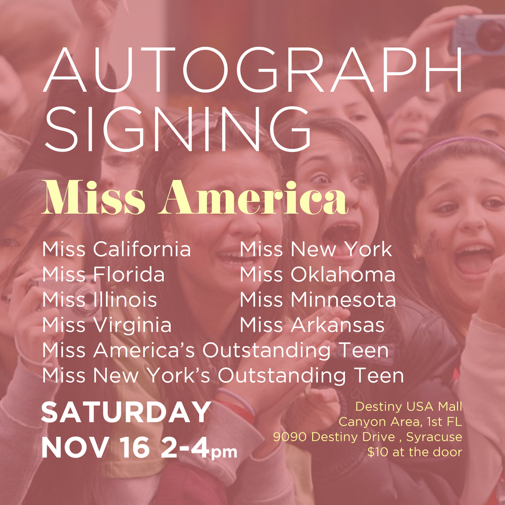 Nina Davuluri Miss America Homecoming - Autographs web.jpg