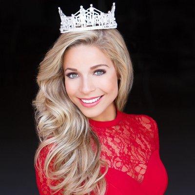 Kira Kazantsev, Miss America 2015 & Miss New York 2014