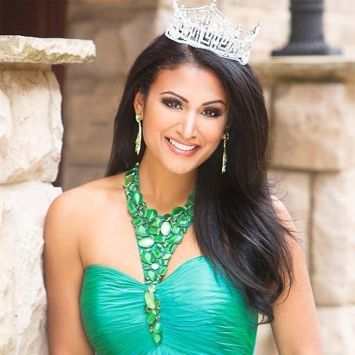 Nina Davuluri, Miss America 2014 & Miss New York 2013