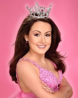 Maria DeSantis, Miss America's Outstanding Teen 2007 & Miss New York's Outstanding Teen 2006