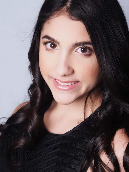 GABRIELLA MARINELLI Richmond County's Outstanding Teen Talent: Dance Platform: No Restrictions on Your Ambitions