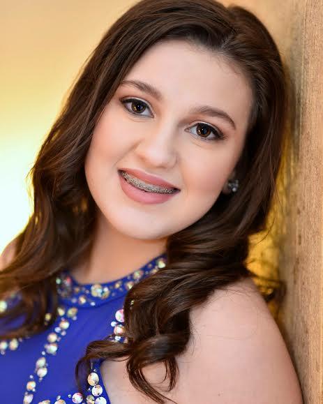 ARLENA OCCHIPINTI Copper City's Outstanding Teen Talent:Dance Platform:Love Your Selfie #NoFilterNecessary