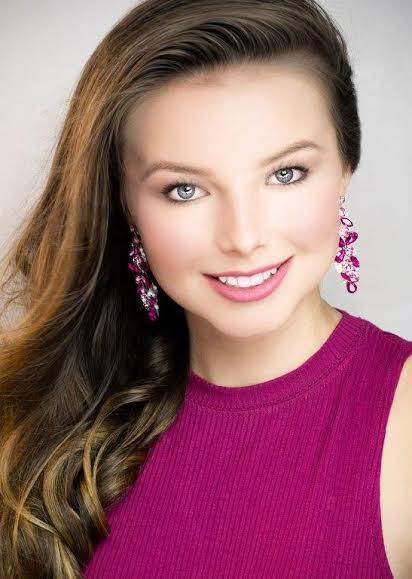 KATIE MANUEL Empire Spirit's Outstanding Teen Talent: Dance Platform:Prevent the Pen-Allergy Awareness