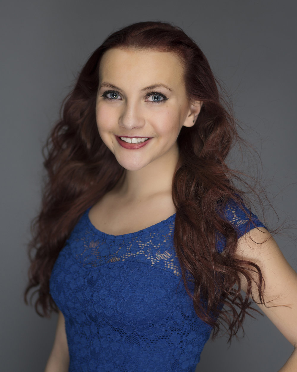 GRACE SEYBERT  Heart of New York's Outstanding Teen Talent:  Dance Platform: Online Bullying has Offline Impacts