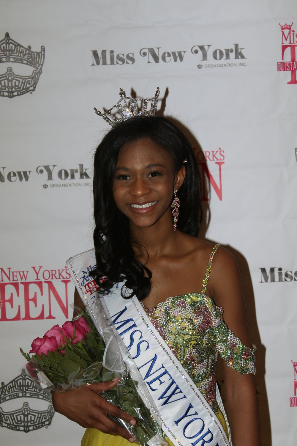 Asia Hickman, New York's Outstanding Teen 2017