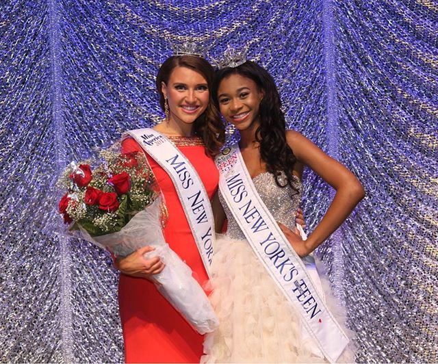 HAPPY BIRTHDAY to my sweet, smart, stylish, and oh sooo talented little sis for the year, Asia! 🎉🎈🎂 🎶 😊@asia.j.hickman @maoteenny  Sending lots of love your way today, and always ❤️! I can't wait to see you next week! ☺️Xox #MissNewYork #MissNewYorksOutstandingTeen #MAO #MNYO #MAOT #birthdaygirl #birthdaywishes