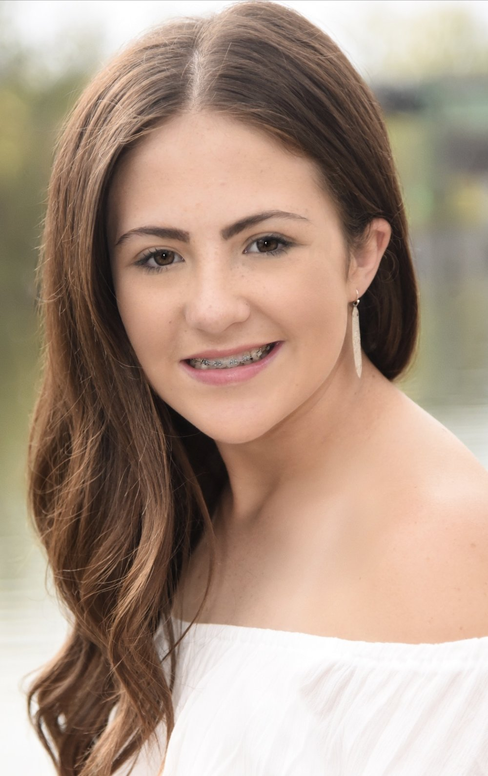 ANNIE RYAN AUSTIN    Erie Canal's Outstanding Teen   Talent:  Vocal    Platform:  You Are Enough: Bullying and Suicide Prevention