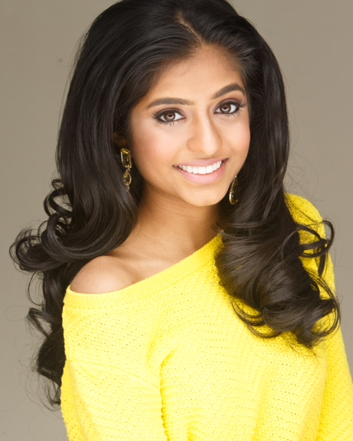 CAYLA KUMAR    Bronx's Outstanding Teen   Talent:   Bollywood Dance   Platform:    The Gold Ribbon Project: Curing Pediatric Cancer