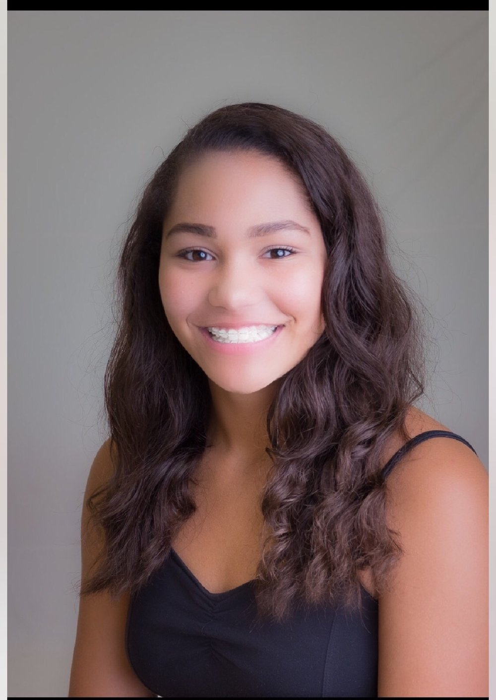 DEAYZA-MARIE PEEBLES    Finger Lakes' Outstanding Teen   Talent:   Baton   Platform:  Everlasting Memories