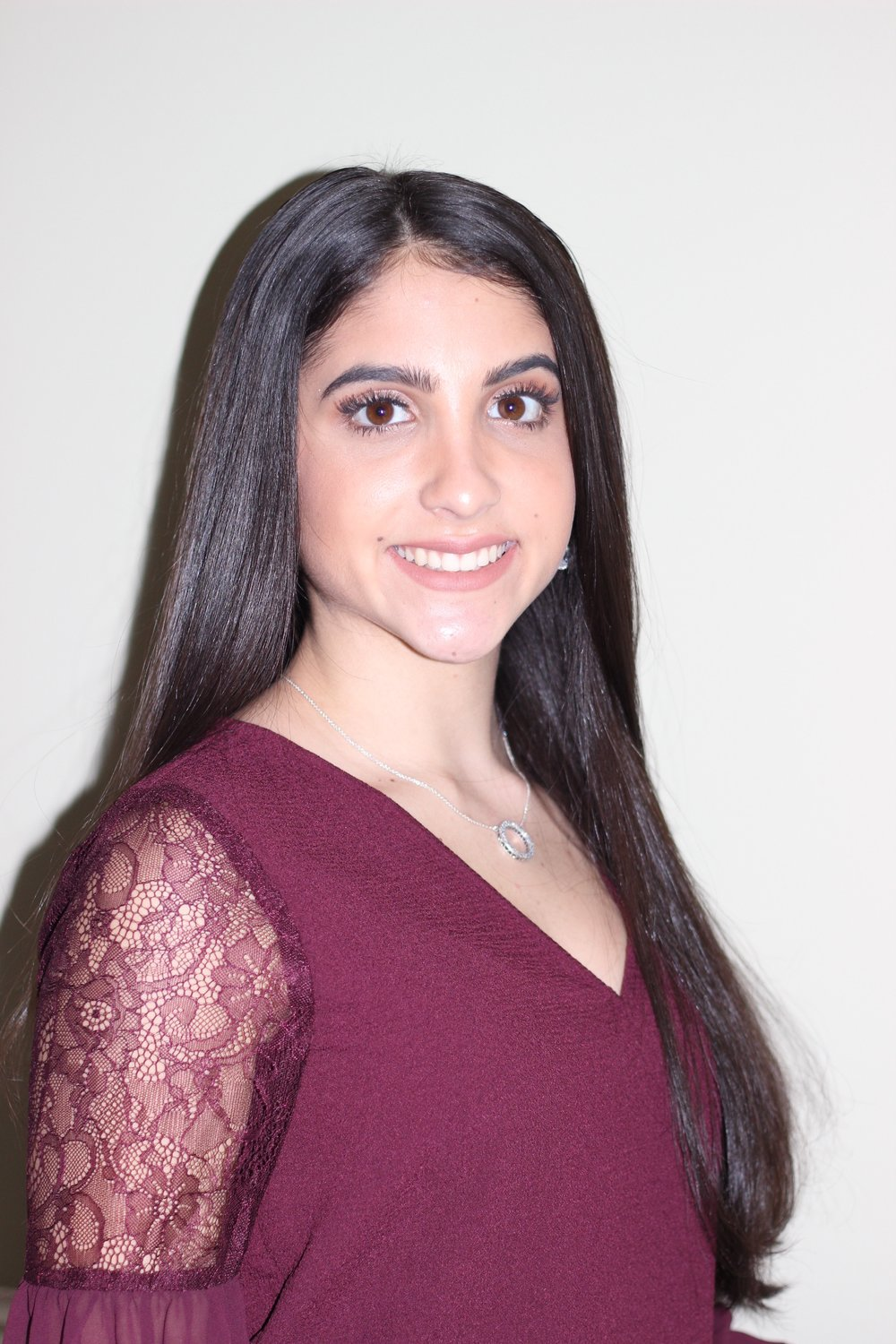 GABRIELLA MARINELLI    At Large Outstanding Teen   Talent:     Jazz Dance   Platform:    No Restrictions on Your Ambitions