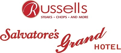 Learn more about Russell's and Salvatore's by clicking on the logo!