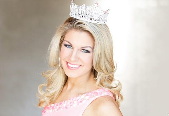 Mallory Hagan, Miss American 2013 & Miss New York 2012