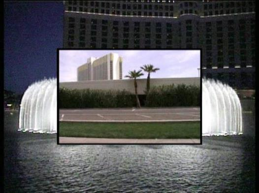 Vegas Strip, 2001, 8.5 x 2 mins video