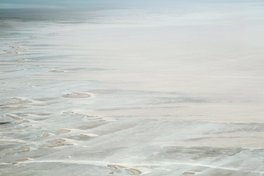 Lake Eyre salt_sky