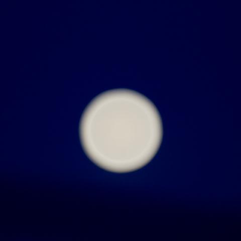Hung Moon 2, 2013, archival inkjet, 50 x 50cm