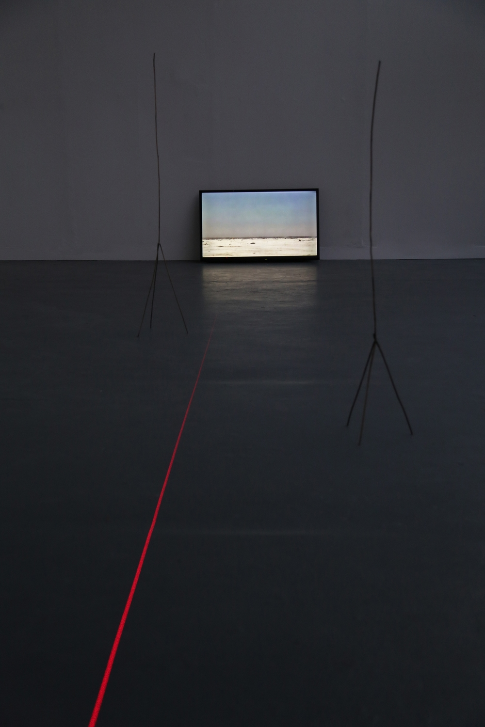 Terra Conductor - solo exhibition at Chandelier Projects 2014