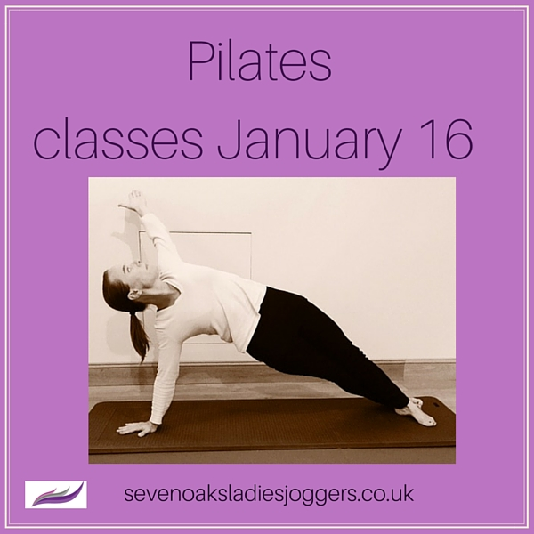 Sevenoaks Ladies Joggers Pilates classes