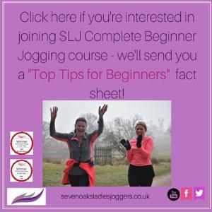 Learn to jog sevenoaks
