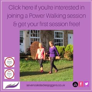 Walking for Fitness Sevenoaks