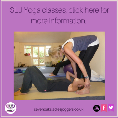 SLJ Yoga classes