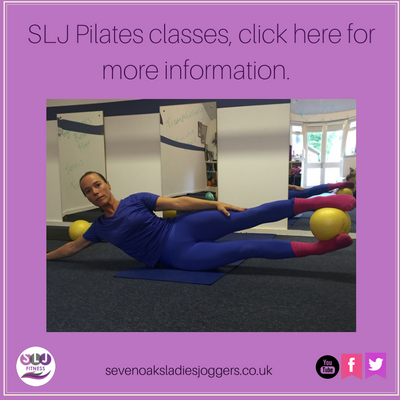 SLJ Pilates classes