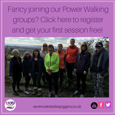 SLJ Power Walking