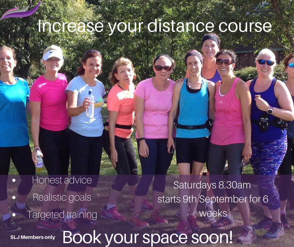 Increase your distance course