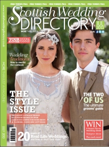 Scottish Wedding Directory July 2013
