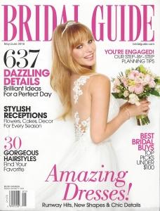 Bridal Guide May June 2016