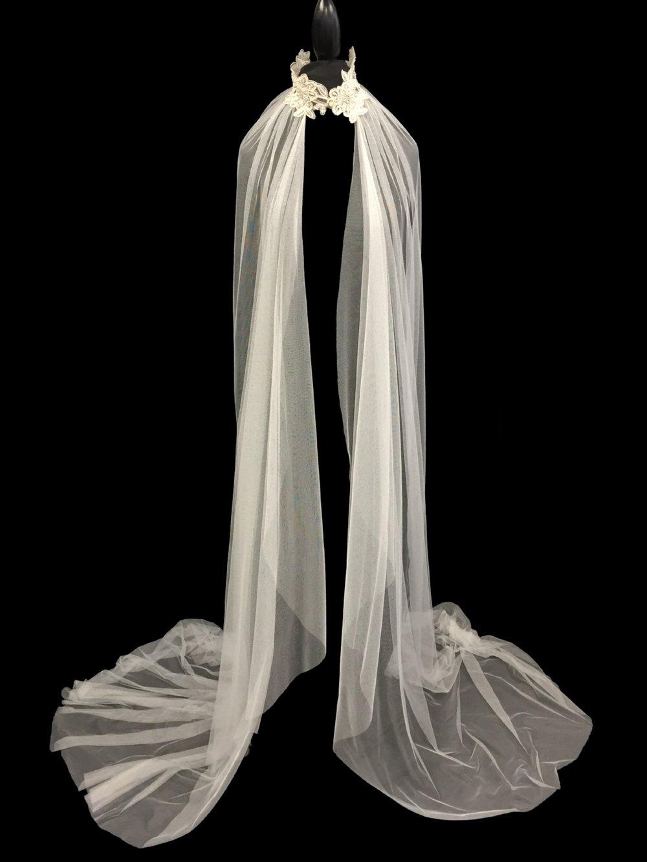 Style V5679-DI _ 96x120 Shawl Veil