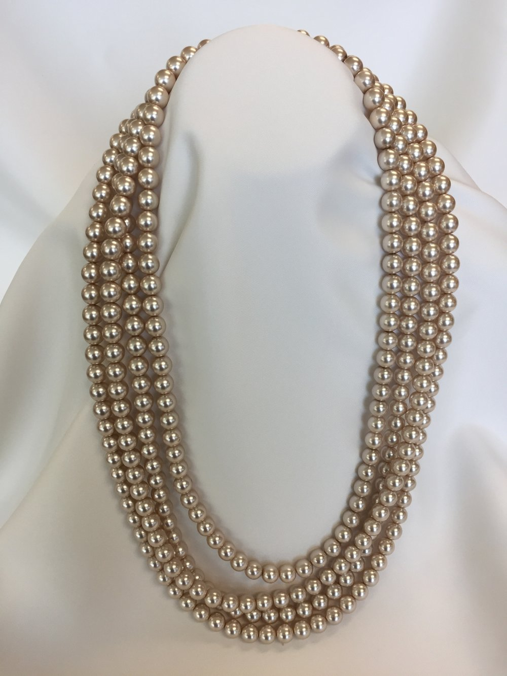 Style 7987NL-D - Light Bronze 10mm Pearl