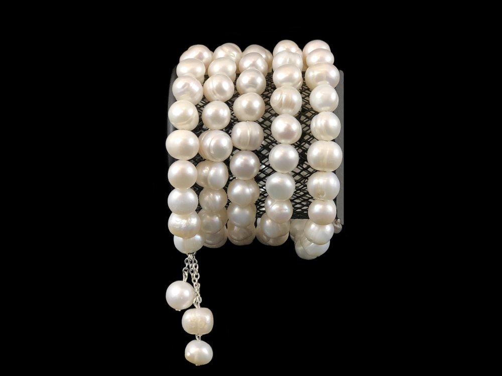 Style 8060BR-D  -  Fresh Water Pearls