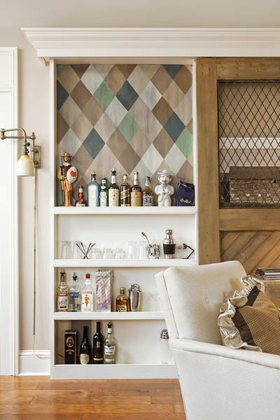 Inspired Leisures The Home Bar Crosstown Collection